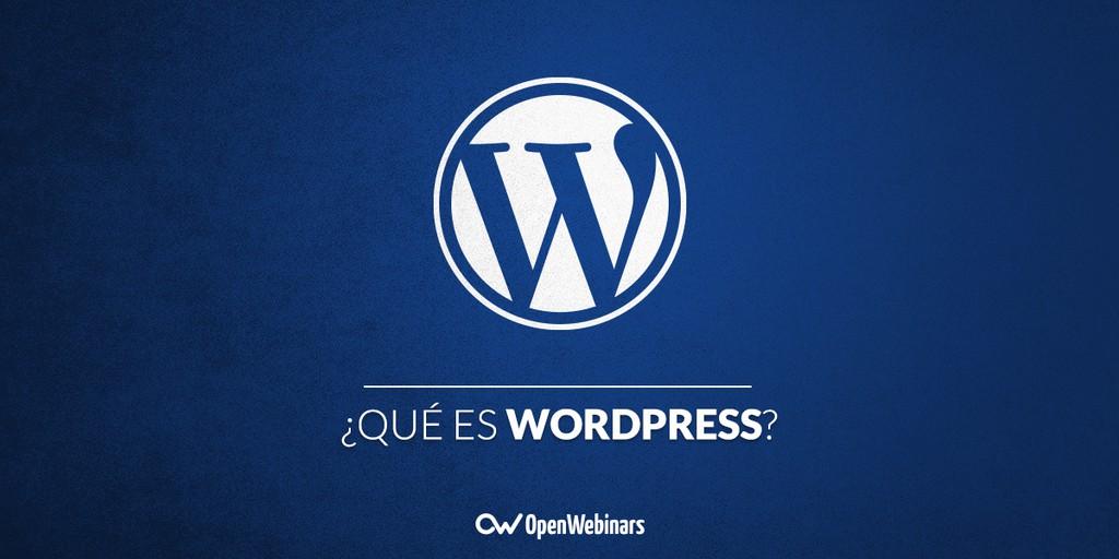 Qué es WordPress
