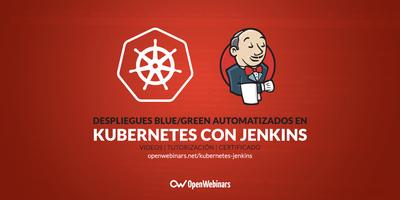 Despliegues Blue/Green automatizados en Kubernetes con Jenkins