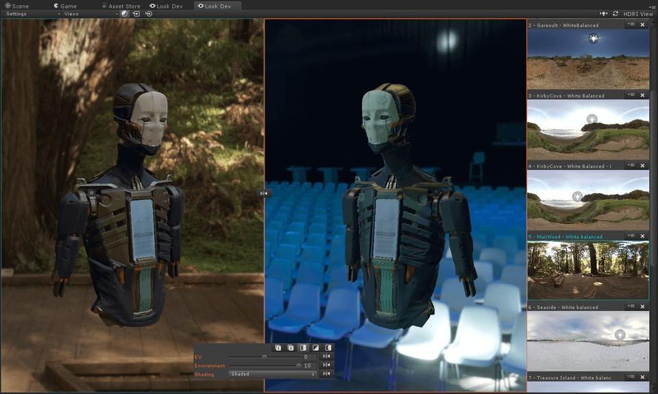 Imagen 10 en Unity 5.5 ya está disponible