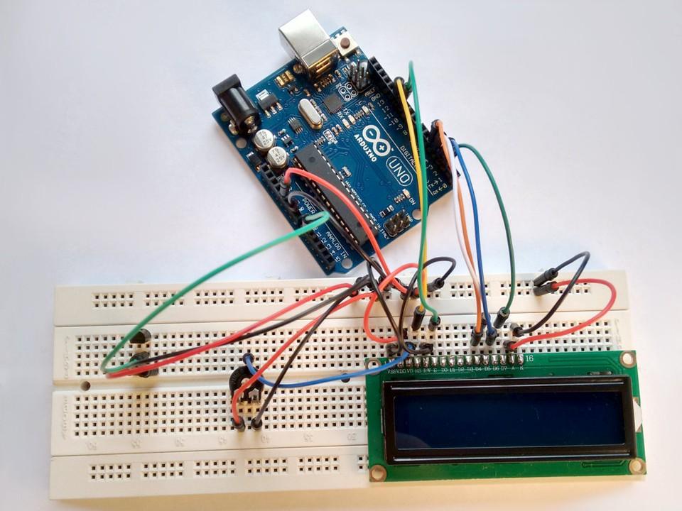 Imagen 1 en Tutorial Arduino: Pantalla LCD