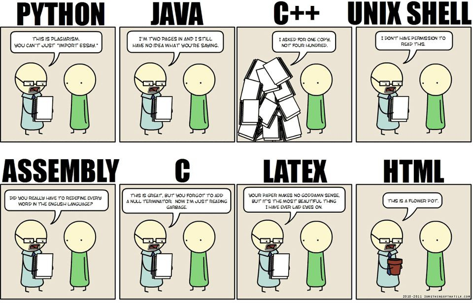 Imagen 0 en Por qué aprender a programar C++