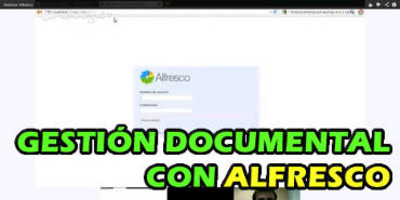 Gestión documental con Alfresco