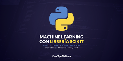 Machine learning con librería Scikit