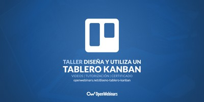 Diseña y utiliza un tablero Kanban