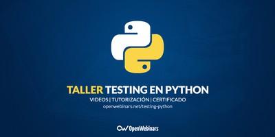 Testing en Python