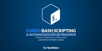 Curso de bash scripting y automatización de procesos