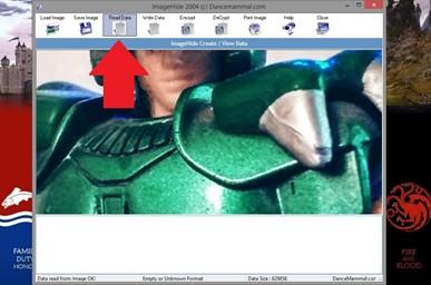 Imagen 2 en Hacking Tutorial: Como ocultar informacion en imagen