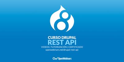 Curso de Drupal REST API