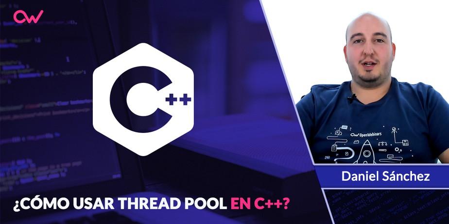 Cómo usar Thread Pool en C++