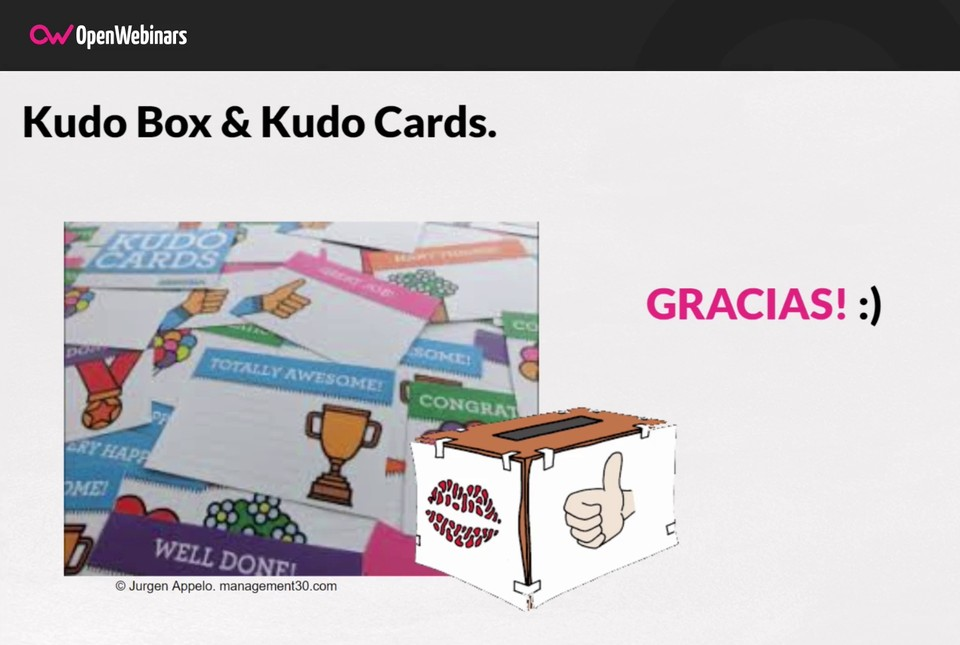 Kudo Box & Kudo Cards