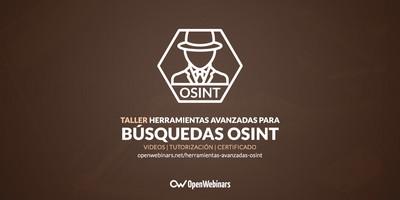 Herramientas avanzadas para búsquedas OSINT