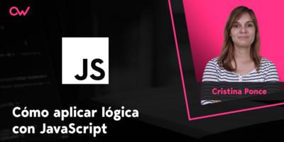 Cómo aplicar la lógica con JavaScript