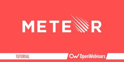 Tutorial Meteor JS: Interfaz de Registro e inicio de sesión