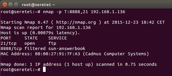 Imagen 18 en Nmap, uso básico para rastreo de puertos