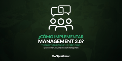 Cómo implementar Management 3.0