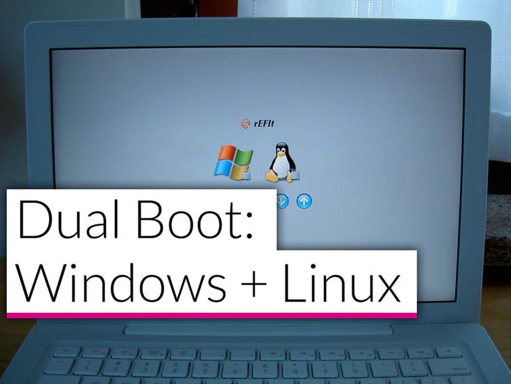 Dual Boot: Windows + Linux