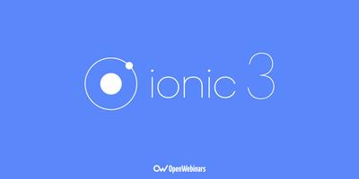 Ionic 3.0 ya es una realidad