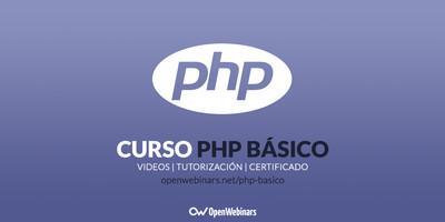 Curso de PHP básico online
