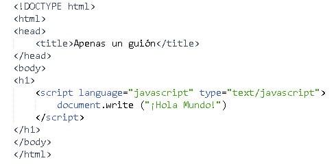 Imagen 0 en Qué es Javascript