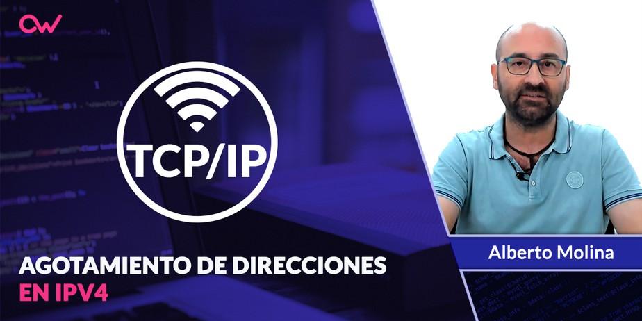 Agotamiento de las direcciones IPv4