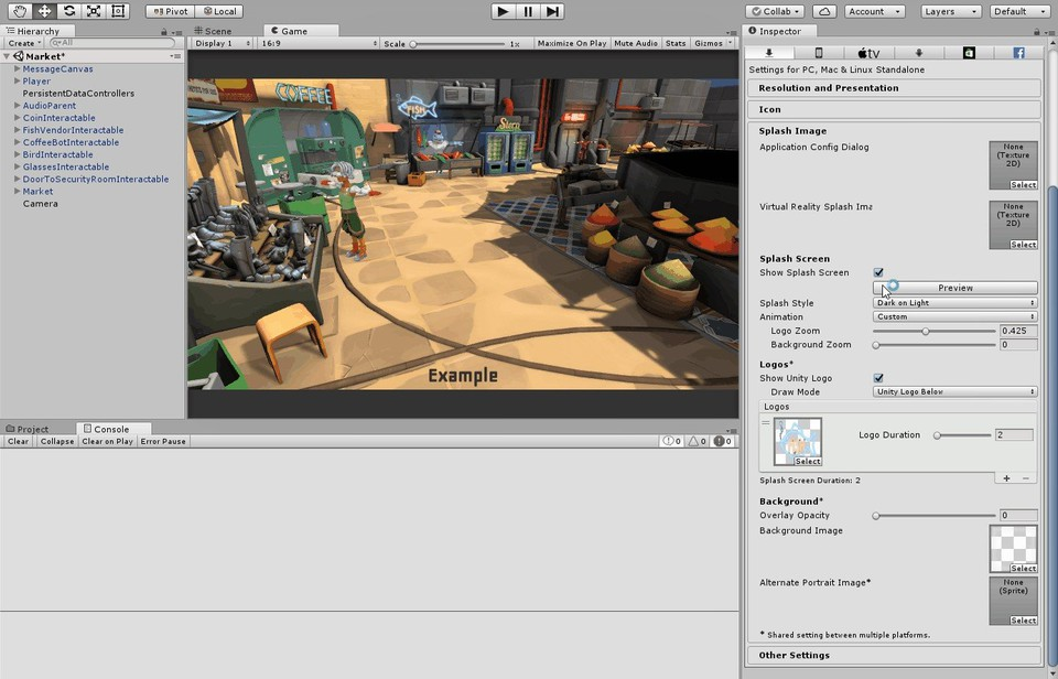 Imagen 8 en Unity 5.5 ya está disponible