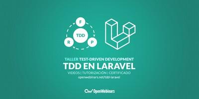 Test-driven development en Laravel