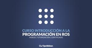 Curso de introducción a la programación en ROS
