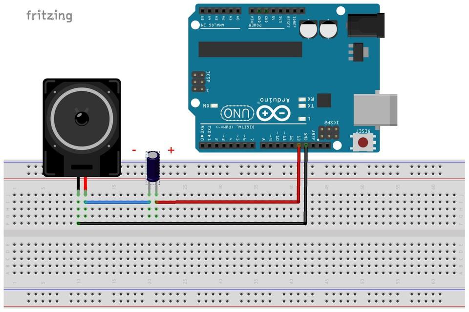 Imagen 2 en Tutorial Arduino: Sonidos con Arduino