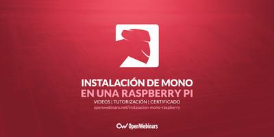 Instalación de Mono en una Raspberry Pi