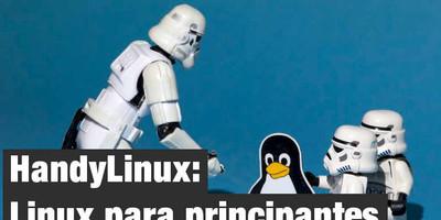 HandyLinux: Linux para principantes