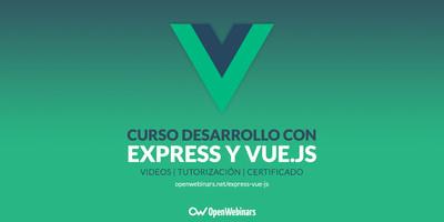 Curso desarrollo con Express y Vue
