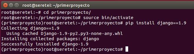 Imagen 15 en Cómo instalar Django 1.9 en Ubuntu 15.10
