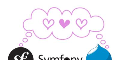 9 componentes que cogió Drupal 8 de Symfony2