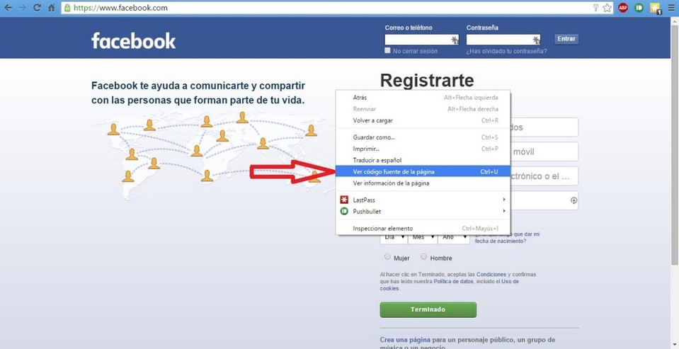 Imagen 0 en Hacking tutorial: Phishing en Facebook