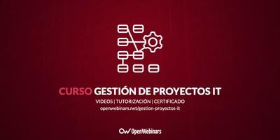 Curso de Gestión de Proyectos IT