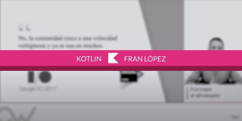 Qué es Kotlin y sus características