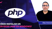 Cómo instalar un servidor XAMPP en Windows