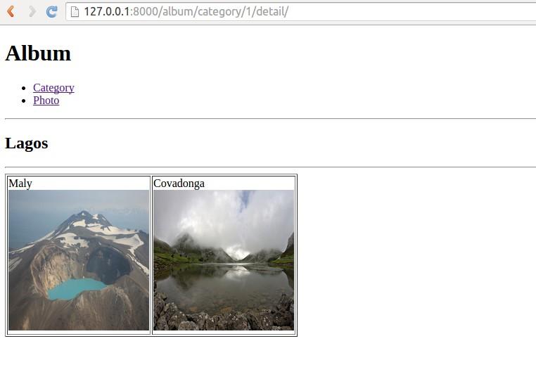 Imagen 3 en Tutorial de Django: Formularios y Templates: Guardar y enseñar nuestras fotos.