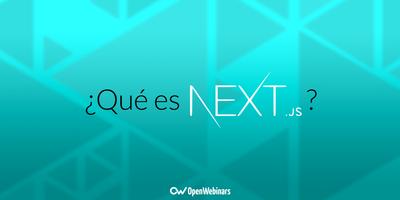 Qué es Next.js