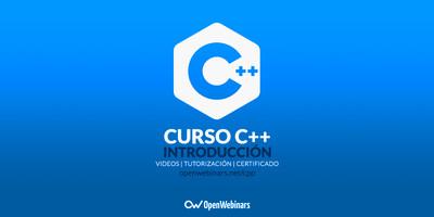 Curso de introducción a C++