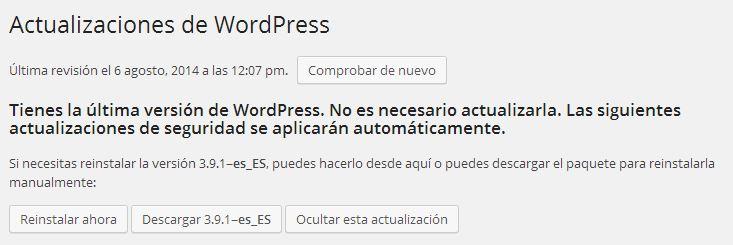 Imagen 1 en 8 Pasos para Eliminar los Riesgos de Seguridad en WordPress que debes conocer