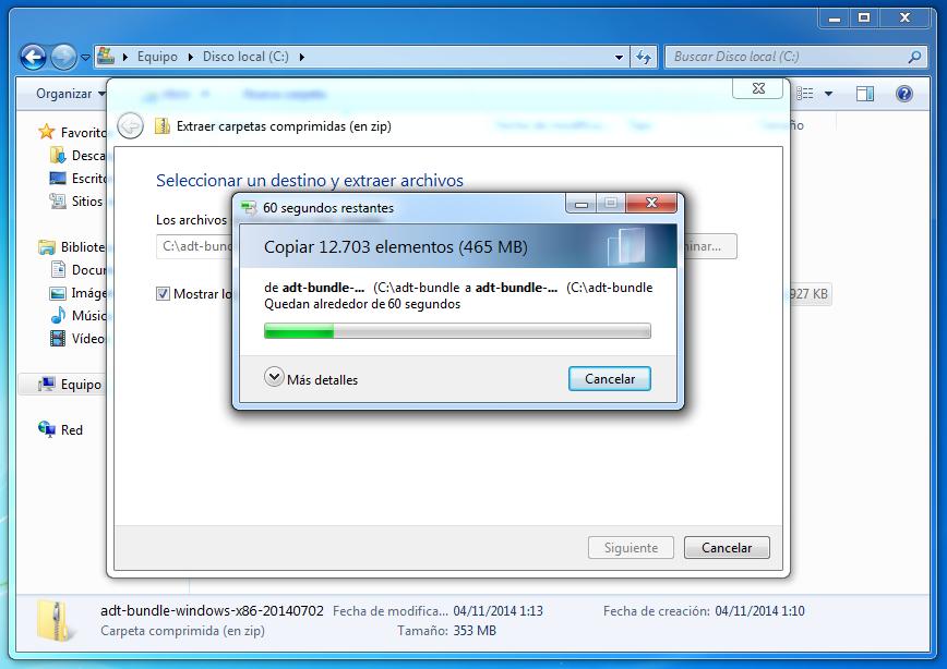 Imagen 12 en Instalación de Phonegap en Windows