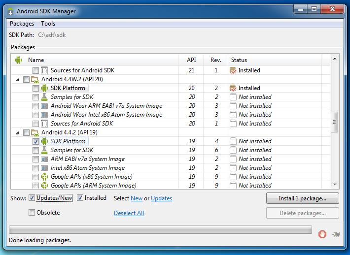Imagen 22 en Instalación de Phonegap en Windows