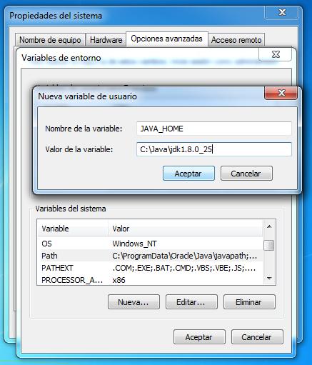 Imagen 6 en Instalación de Phonegap en Windows