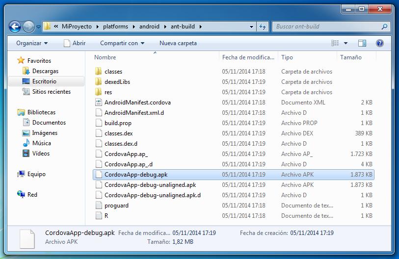 Imagen 26 en Instalación de Phonegap en Windows