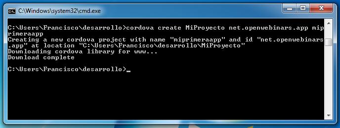 Imagen 19 en Instalación de Phonegap en Windows