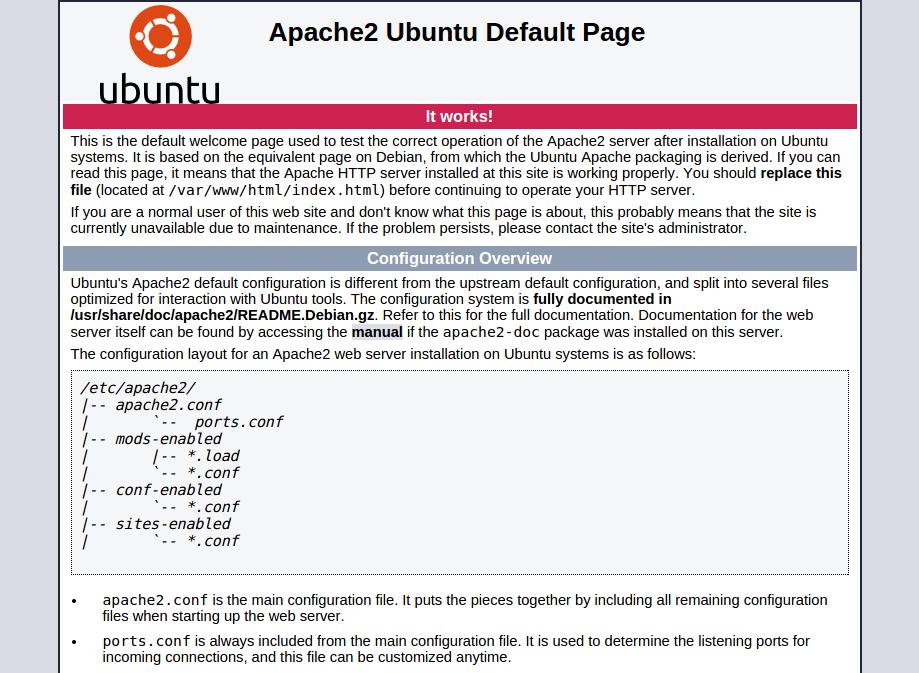 Imagen 0 en Cómo instalar Linux, Apache, MySQL y PHP (LAMP) en Ubuntu 14.04