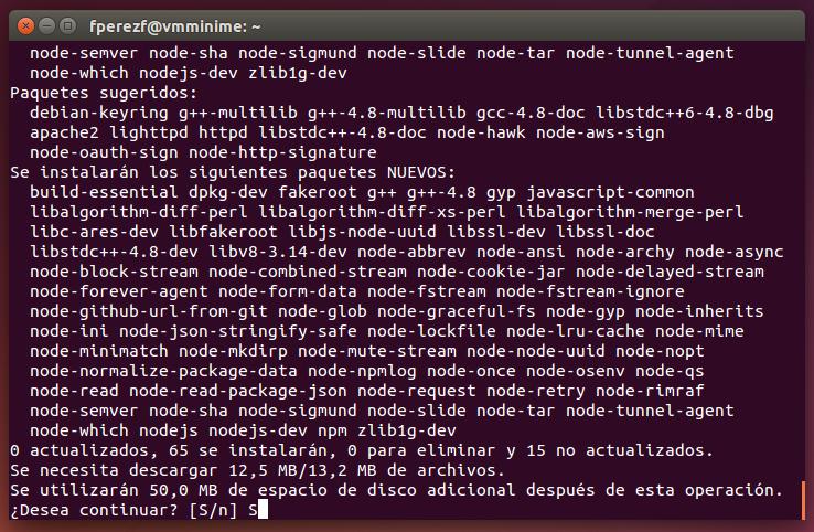 Imagen 17 en Instalación de Phonegap en Linux