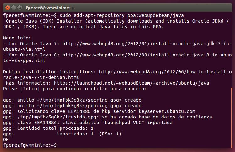Imagen 0 en Instalación de Phonegap en Linux