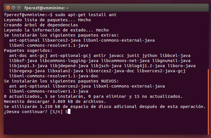 Imagen 16 en Instalación de Phonegap en Linux